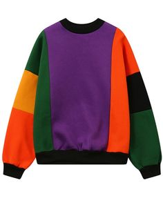 SHARE & Get it FREE   Fleece Color Block SweatshirtFor Fashion Lovers only:80,000+ Items • New Arrivals Daily • FREE SHIPPING Affordable Casual to Chic for Every Occasion Join Zaful: Get YOUR $50 NOW!