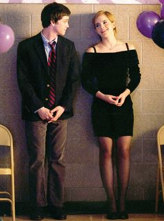Logan Lerman and Emma Watson in The Perks of Being a Wallflower, 2012