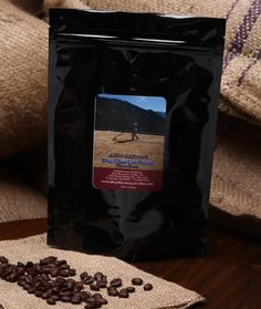 Arthur McGowan's Jamaica 🇯🇲 Blue Mountain Coffee ☕ (Green Beans)Brought to you Exclusivly by Blue Mountain Coffee Inc. Jamaican Coffee, Blue Mountain Coffee, Micro Farm, Dark Roast, Green Beans, Harvest, Atlanta, Food, Meals