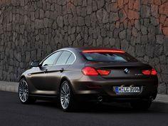 BMW 6-Series 640i Gran Coupe F062012