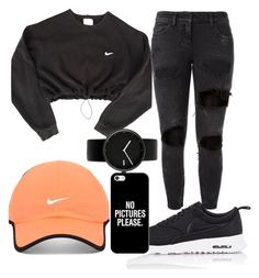 """""""Untitled #966"""" by kgoldchains ❤ liked on Polyvore featuring NIKE, Faith Connexion, Alessi, Casetify, nice, beautiful, weekend and baddie"""
