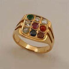 navaratna ring for women - Bing Images