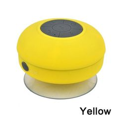 Bluetooth Speaker w/ Shower Suction Cup