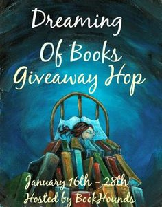 <p>Welcome to the Dreaming of Books Giveaway Hop hosted by Bookhounds. I am giving away a $10 Amazon Gift Card. Please fill out the Rafflecopter below to enter this giveaway. Also make sure to check out all the other great blog participating in this hop at the linky below. a …</p>