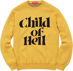 Supreme Child of Hell Sweater
