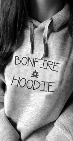 Bonfire Hoodie - Click Image to Purchase #bonfire #campfire #hoodie