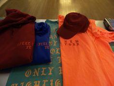 #kanye #tlop   Catch em all! Kanye West merchandise