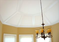 I Love Tray Ceilings Perhaps One Day In My Dream House I