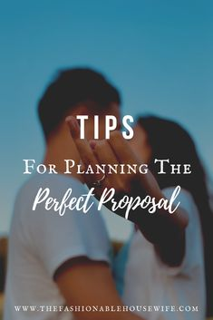 Tips For Planning The Perfect Proposal - The Fashionable Housewife Romantic Ways To Propose, Romantic Proposal, Perfect Proposal, Best Proposals, Wedding Proposals, Plan A Day Out, How To Plan, Proposal Pictures, Proposal Ideas