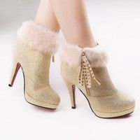 best boots to wear in a winter wedding - Google Search
