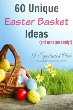 These creative easter basket ideas will make you the hero for boys 60 unique easter basket ideas and none are candy negle Gallery