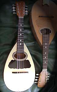 lutherie mandoline