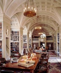 The Boston Atheneum, founded in 1807, holds over 500,000 volumes and is open to members...who pay over two hundred bucks for an annual membership...w~o~w...
