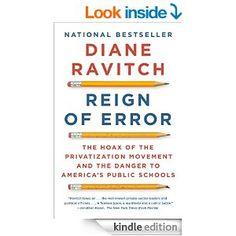 This is a wonderful book by Diane Ravitch that presents research that supports the idea that U.S. schools are not failing.