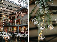 Urban Garden Glam Wedding by Blackframe Photography