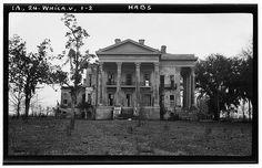 Belle Grove Plantation, Louisiana circa 1938