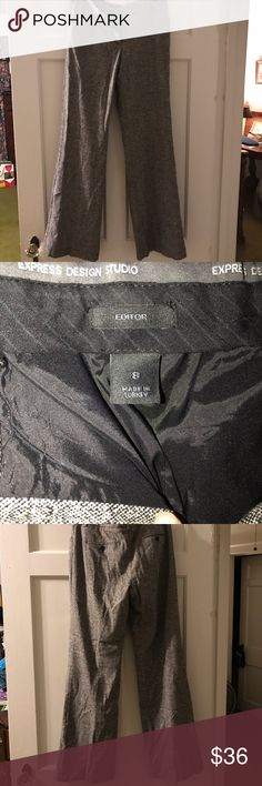 Express Editor Pant Gorgeous for winter! Express Pants Boot Cut & Flare
