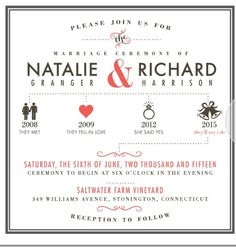 14 best wedding invitations images on pinterest wedding stationery