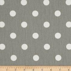 54'' Wide Premier Prints Twill Polka Dots Storm Fabric By The Yard by Premier Fabrics, http://www.amazon.com/dp/B00AEEK2LY/ref=cm_sw_r_pi_dp_.VOesb1GK3YQH $8 yrd