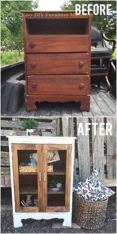 Incredibly creative furniture hacks furnituremakeover how to strip furniture with this easy tip Diy Furniture Projects, Woodworking Projects, Woodworking Skills, Woodworking Wood, Cheap Furniture Makeover, Flip Furniture, Woodworking Organization, Woodworking Forum, Woodworking Quotes