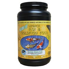 Eco Labs MLLSSLG Microbe Lift Summer Staple 36 Protein Fish Food 4Pound 12Oz -- You can get additional details at the image link. This Amazon pins is an affiliate link to Amazon.