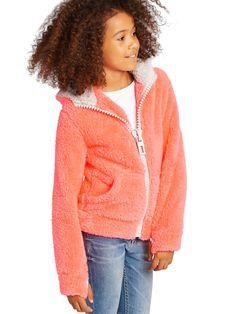 Flashy Pink Soft Furry Sweater – BeGummy