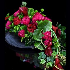 Dekoracja nagrobna Nr 526 Funeral, College, Wedding Ideas, Vegetables, Create, Plants, University, Vegetable Recipes, Plant