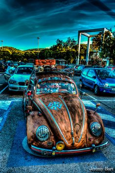 VW Beetle Rat style - 10 Basic Things Every Car Owner Should Know It's so easy to get a Joker Wallpapers, Gaming Wallpapers, Dark Wallpaper, Galaxy Wallpaper, Wallpaper Samsung, Mobile Wallpaper, Retro Cars, Vintage Cars, Escalier Art