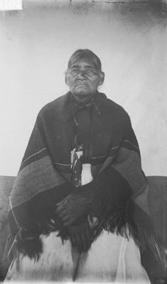Sadayi (aka Annie Axe) - Cherokee - 1888