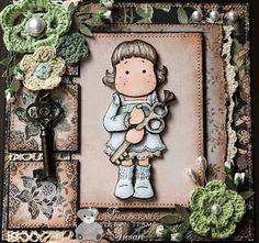 """""""The Key to My Heart"""" by Susan @ Killam Creative"""