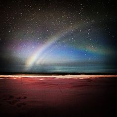 Weird Weather Phenomena - Moonbows