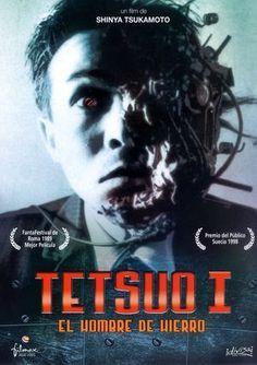 Tetsuo I - Shinya Tsukamoto