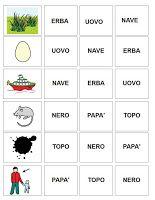 comuniCAAzione: Cerchia la parola che corrisponde all'immagine Preschool Learning, Teaching, Italy For Kids, Italian Language, Learning Italian, Learning Disabilities, School Life, Worksheets For Kids, Special Needs