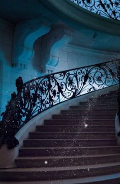 Fairytale Staircase for Cinderella