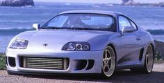 1998 Toyota Supra 2 Dr Turbo Hatchback
