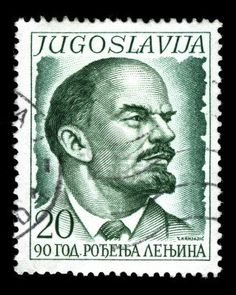Lenin Old Stamps, Vintage Stamps, Monica Bellucci Young, Vladimir Lenin, East Germany, Political Figures, Important Dates, World Leaders, Stamp Collecting