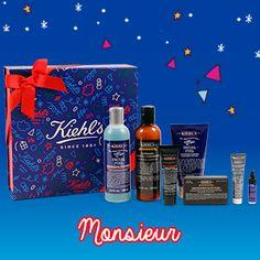 Gift Finder - Pour offrir des soins pour le visage, le corps et les cheveux   Kiehl's Since 1851