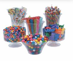 Never again will you have to shop around to create a candy buffet with all the classic candy you know and love. This bulk candy assortment has all you. Candy Theme Birthday Party, Cake Table Birthday, Rainbow Birthday Party, Candy Party, 10th Birthday, Birthday Ideas, Birthday Parties, Rainbow Candy Buffet, Candy Table
