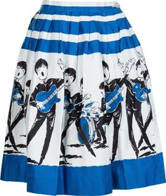 Beatles dresses & skirt made in Holland in the 1960s.
