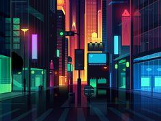 Affinity designer alley trystram by RomainTrystram #Design Popular #Dribbble #shots