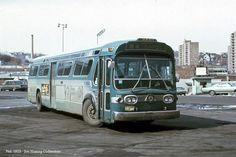 Old Public Service bus