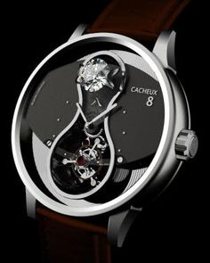 Cacheux 8 Watch by Pikssik