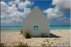 Restored and maintained by the parks department, this once was a shelter for slaves working on the saltflats. Salt is still an export of Bonaire.  For addtional info...Click here!  my most favorited, as of Jan. 31, 2006 but not for January 2007.