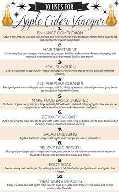 10 Uses for Apple Cider Vinegar   Blog   HGTV Canada