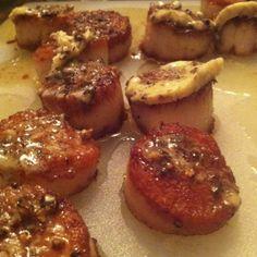 Scalops + Trufflle