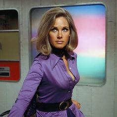 Colonel Victoria Lake from Gerry Anderson's UFO (1970)