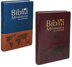 Veredas Missionárias: Lançamento da Bíblia Missionária de Estudo