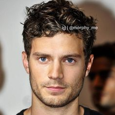 Morph of Henry Cavill & Jamie Dornan -- Swoon, the best of both worlds!
