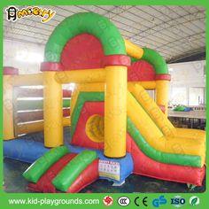 inflatable jumper combo
