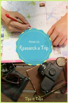 Travel tips on how t